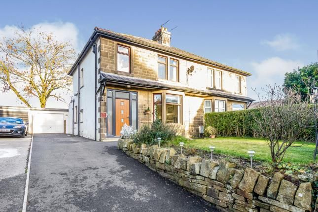 Thumbnail Semi-detached house for sale in Harpers Lane, Fence, Lancashire