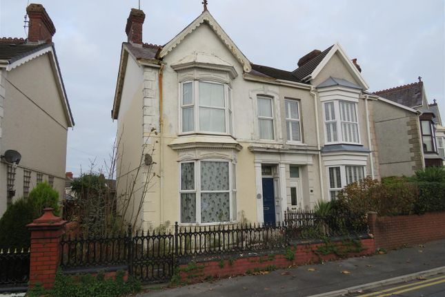 Thumbnail Semi-detached house to rent in College Square, Llanelli