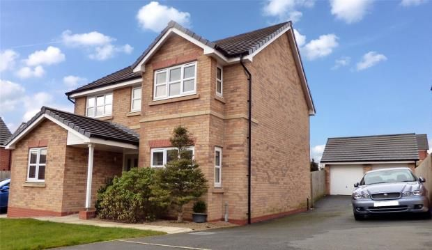 Thumbnail Detached house for sale in Nightingale Close, Heysham, Morecambe