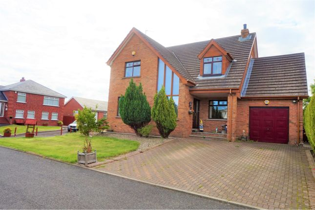 Thumbnail Detached house for sale in Blackcave Manor, Larne