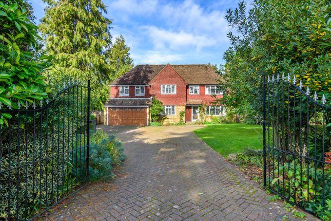 Thumbnail Detached house for sale in Bassett Heath Avenue, Bassett, Southampton