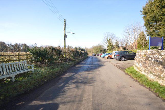 Approach of Church Lane, Bickenhill, Solihull B92