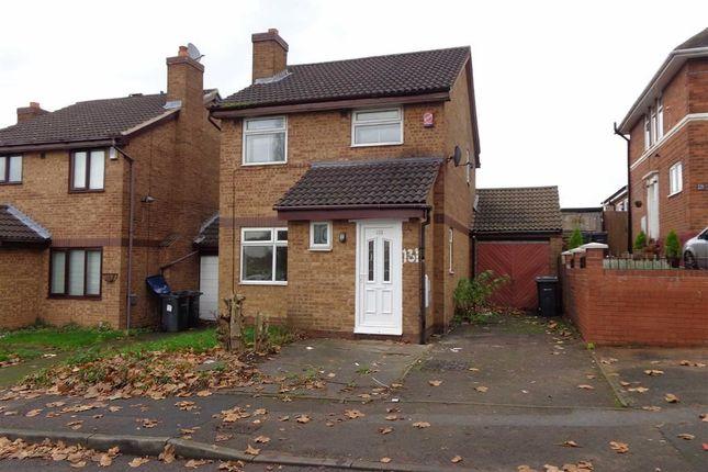 Thumbnail Link-detached house for sale in Glebe Farm Road, Stechford, Birmingham