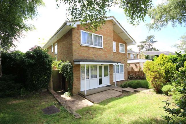 Thumbnail Detached house to rent in Shepherds Hill, Bracknell