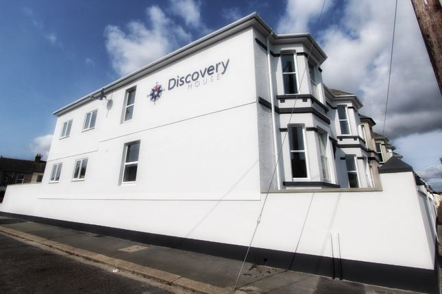 Thumbnail Flat for sale in Apartment, Torpoint
