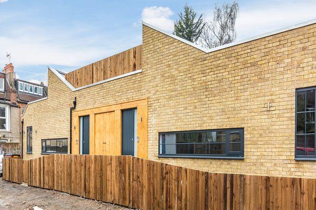 Thumbnail Semi-detached bungalow for sale in Park Road, London