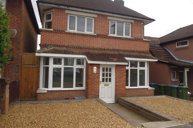 Thumbnail Detached house for sale in Newton Road, Southampton
