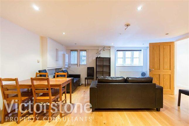 Thumbnail Flat to rent in Judd Street, Bloomsbury, London