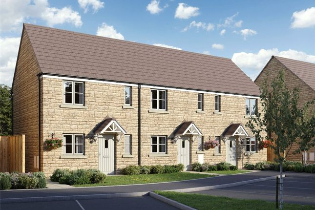 2 bed terraced house for sale in The Coate At Chalk Wood, Chalford Hill, Stroud GL6