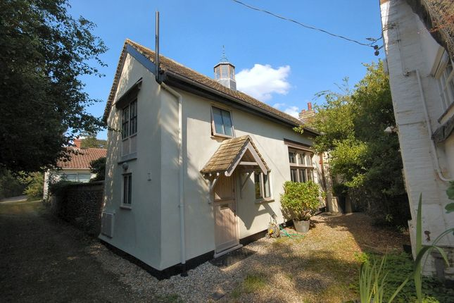 Thumbnail Detached house to rent in High Street, Little Abington, Cambridge