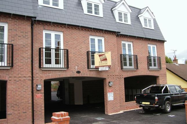 Thumbnail Flat to rent in New Street, Ludlow