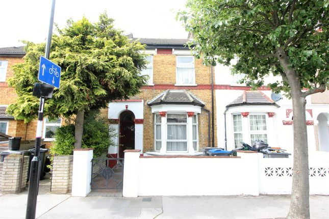Thumbnail 3 bed terraced house for sale in Oakley Road, London