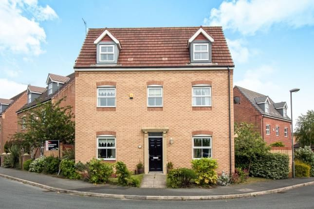 Thumbnail Detached house for sale in Swansea Close, Liverpool, Merseyside