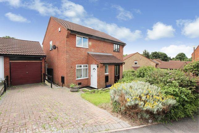 2 bed semi-detached house for sale in Lundholme, Heelands, Milton Keynes, Buckinghamshire