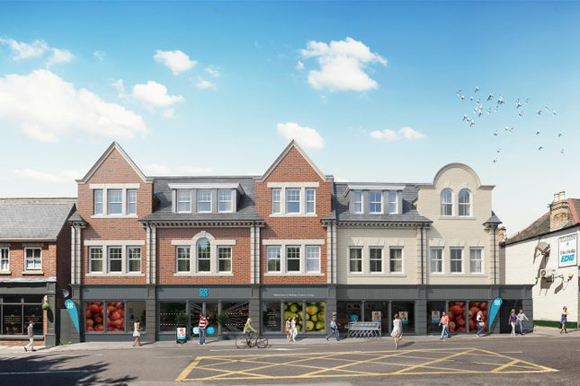 Thumbnail Flat for sale in Commercial Road, Lower Parkstone, Poole