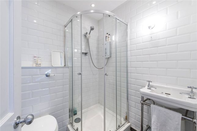 Shower Room of New Park Road, Brixton, London SW2