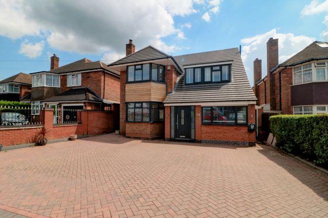 Thumbnail Detached house for sale in Little Sutton Road, Four Oaks