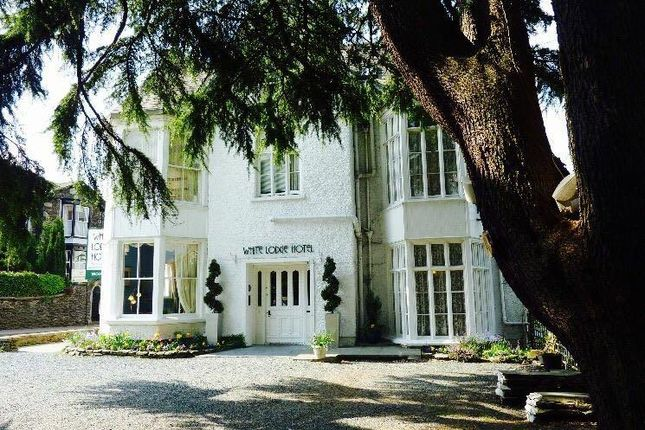 Thumbnail Hotel/guest house for sale in White Lodge Hotel, Lake Road, Bowness-On-Windermere, Windermere