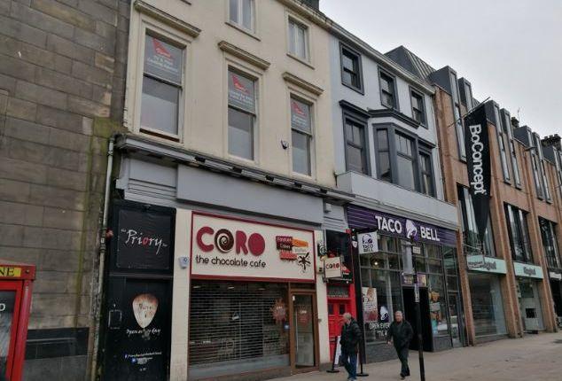 Thumbnail Retail premises for sale in Sauchiehall Street, Glasgow