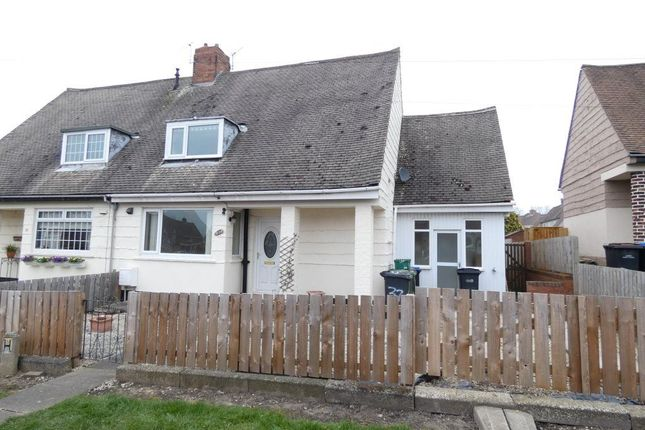 2 bed semi-detached house to rent in Oakridge Road, Ushaw Moor, Durham