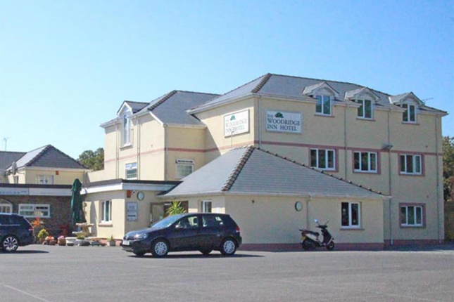 Thumbnail Hotel/guest house for sale in Pembrokeshire - 17 Bedroom Family Hotel SA69, Pembrokeshire