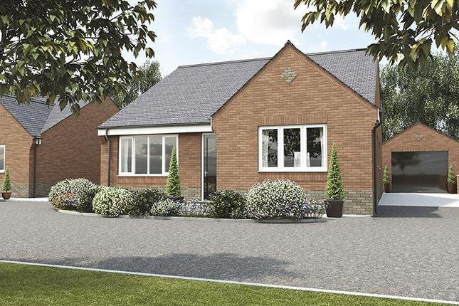 Thumbnail Detached bungalow for sale in 'the Sudbury', The Croft, Top Road, Calow, Chesterfield