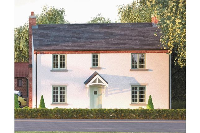 Thumbnail Detached house for sale in Friar Lodge, Dale Lane, Blidworth