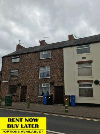 Thumbnail Cottage to rent in Stalybridge Road, Mottram