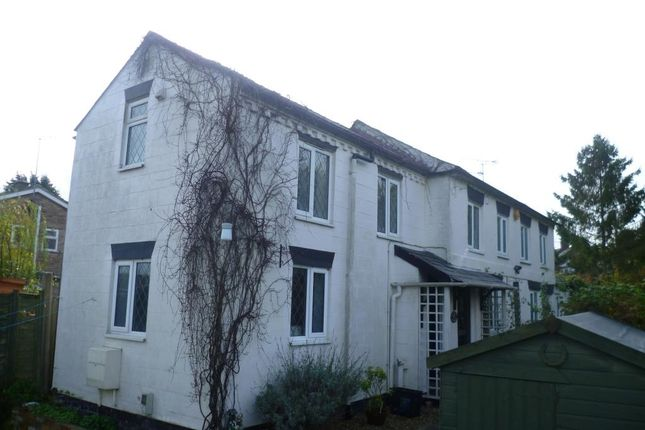 Thumbnail Cottage to rent in Gawcott Road, Buckingham