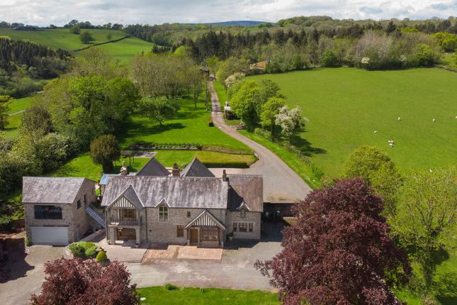 Thumbnail Detached house for sale in Ewyas Harold, Herefordshire HR2.