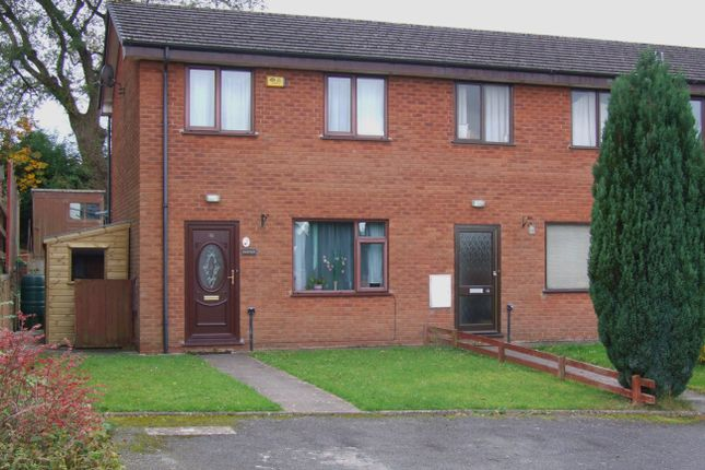 Thumbnail End terrace house to rent in ., Llandrindod Wells