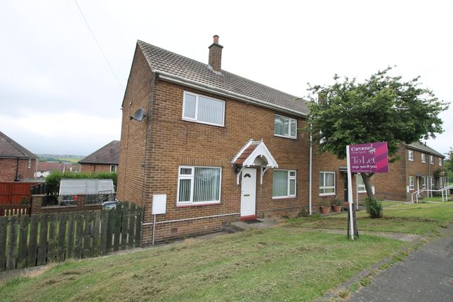 Thumbnail Semi-detached house to rent in The Drive, Birtley, Chester Le Street, Co Durham