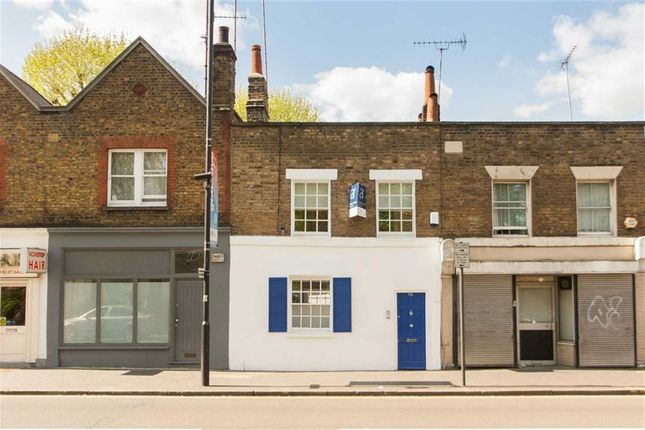 Thumbnail Terraced house for sale in Hammersmith Bridge Road, London