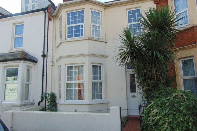 Thumbnail Terraced house for sale in West Avenue, Clacton-On-Sea