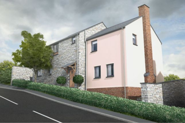Thumbnail Detached house for sale in Knighton Road, Wembury