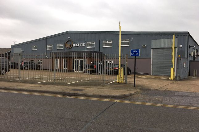 Thumbnail Light industrial for sale in Charfleets Road, Canvey Island, Essex