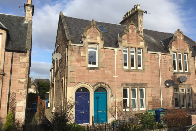 Thumbnail Maisonette to rent in Attadale Road, Inverness, 5Qh