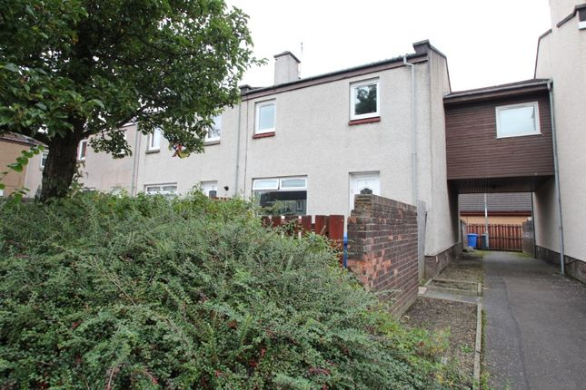 Thumbnail Terraced house to rent in Old Mill Road, Broxburn, West Lothian