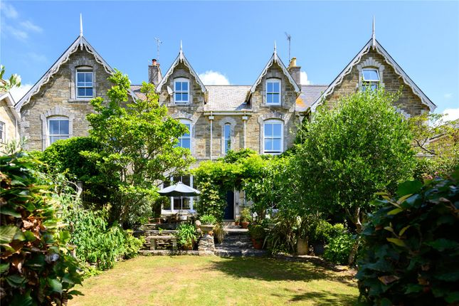 Thumbnail Terraced house for sale in Belmont Villas, The Avenue, Truro, Cornwall