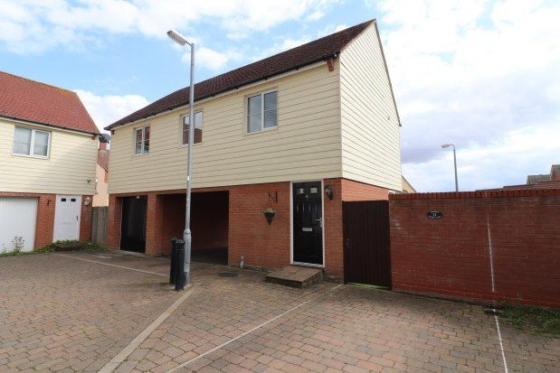 Thumbnail Detached house to rent in Russell Close, Witham