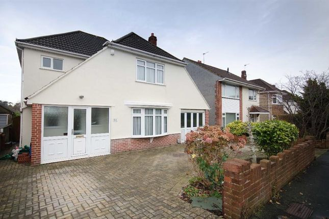 Thumbnail Detached house for sale in Charnhill Drive, Mangotsfield, Bristol