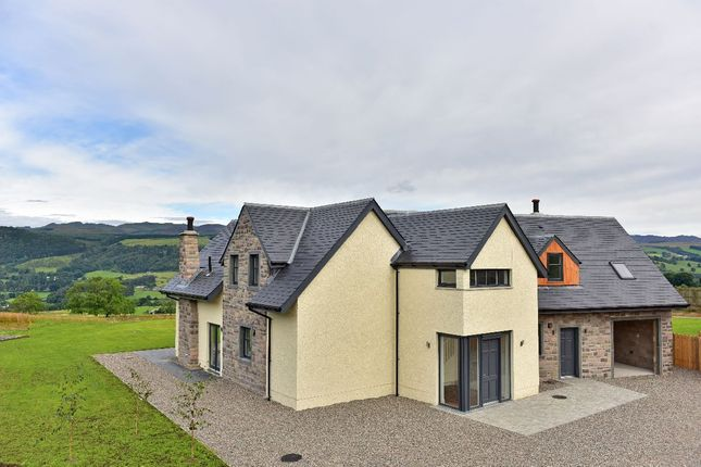 Thumbnail Detached house for sale in The Aultmore, Pitilie View, Aberfeldy