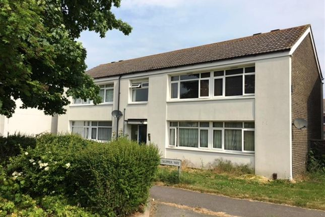 Thumbnail Flat for sale in Skipper Way, Lee-On-The-Solent