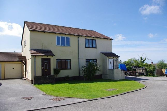 Thumbnail Flat to rent in Pendeen Park, Helston
