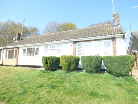 Thumbnail Bungalow for sale in Benfleet, Essex, Uk