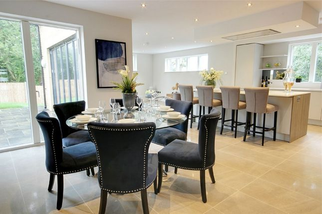 Thumbnail detached house for sale in kingsmead cuffley herts