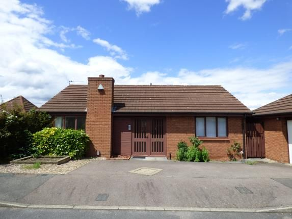 Thumbnail Bungalow for sale in Peregrine Rise, Anstey Heights, Leicester, Leicestershire