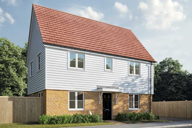 "Thumbnail Detached house for sale in ""The Becket"" at Berengrave Lane, Rainham, Gillingham"