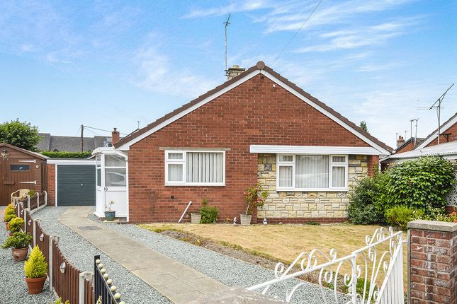 Thumbnail Bungalow for sale in St. Davids Close, Gobowen, Oswestry