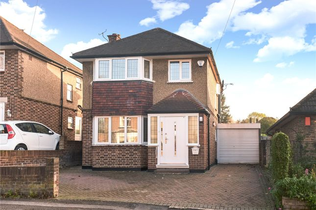 Thumbnail Property for sale in Chiltern View Road, Uxbridge, Middlesex